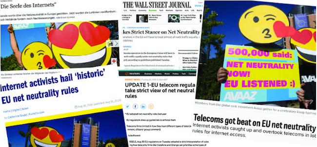 Net Neutrality Media