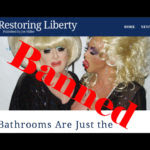 Restoring Liberty Banned