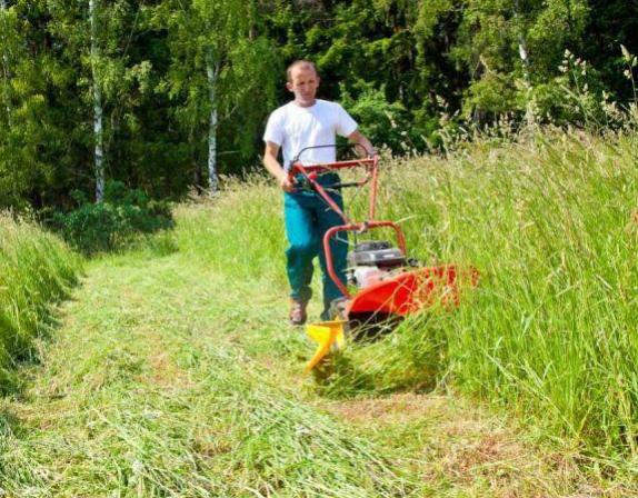 kosenie travy nitra