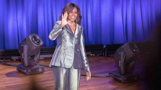 17 de janeiro: aniversário de Michelle Obama