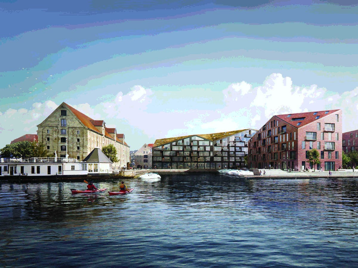 The Waterfront (Nominated for Best Residential Development)