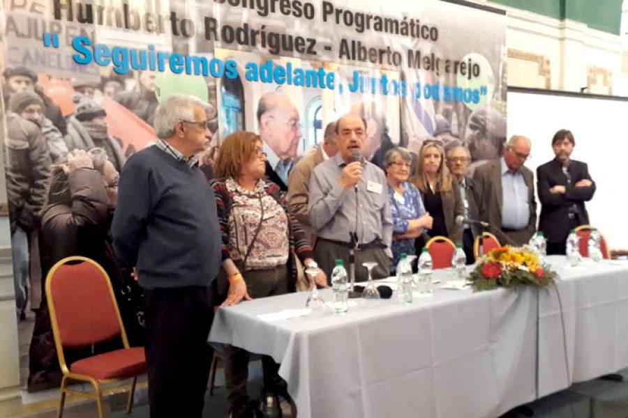 """XXIV Congreso de Onajpu reclamó un """"auténtico diálogo"""" para reformar la Seguridad Social"""