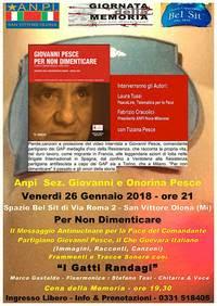 Il Messaggio Antinucleare per la Pace del Comandante Partigiano Giovanni Pesce, il Che Guevara italiano