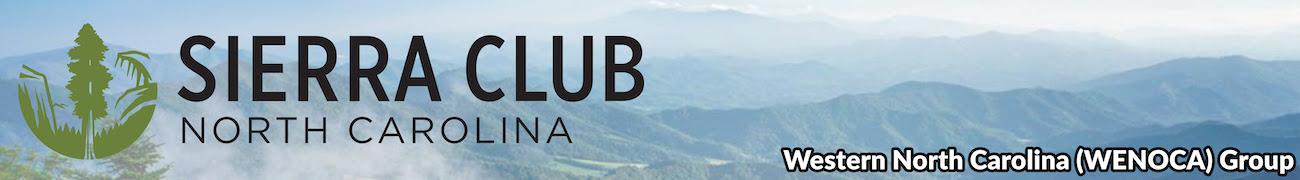 Sierra Club North Carolina Chapter WENOCA Group