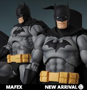 Batman: Hush MAFEX No.126 Batman (Black Ver.)