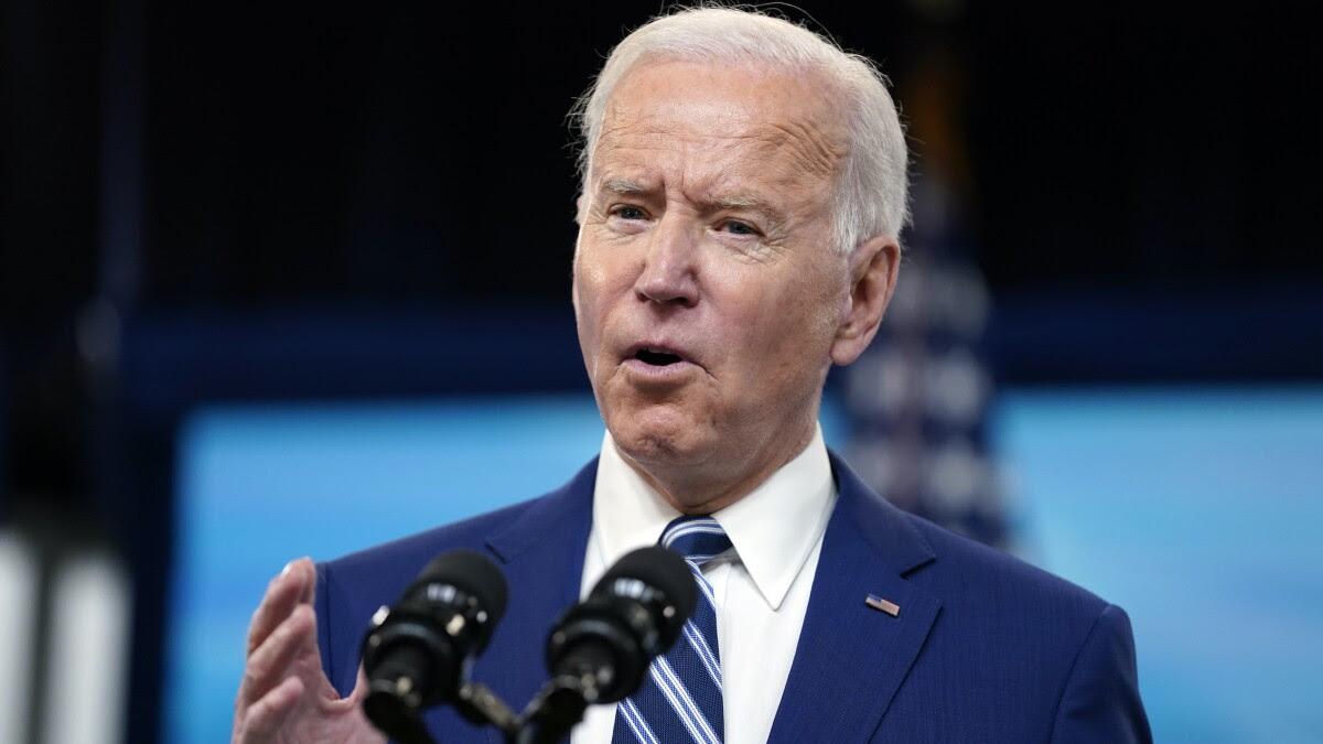 Biden is already fixating on his legacy