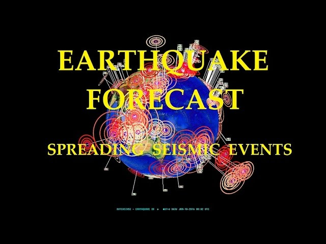 6/09/2016 -- Global Earthquake Forecast -- Seismic activity spreading WORLDWIDE from West Pacific  Sddefault