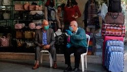 Líbano pandemia crack financiero mascarillas