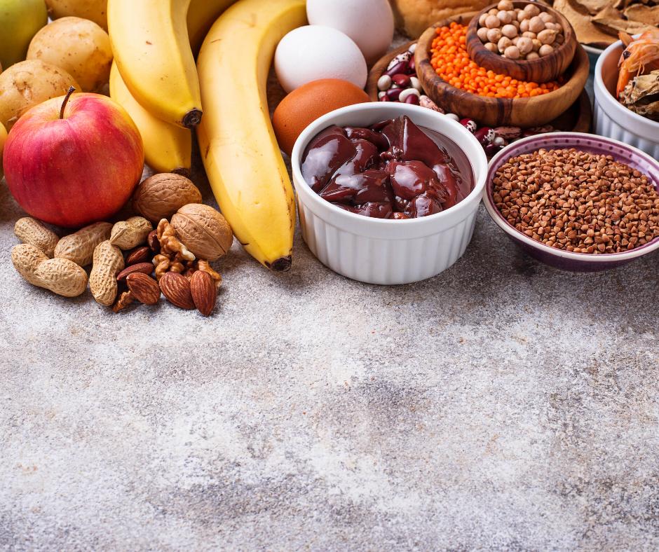 Źródła żelaza w diecie