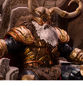 Marvel Odin 1/10 Deluxe Art Scale Limited Edition Statue