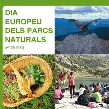 Cartell dia Europeu dels Parcs Naturals(portada)