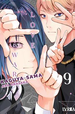 Kaguya-sama: Love is War (Rústica con sobrecubierta) #9