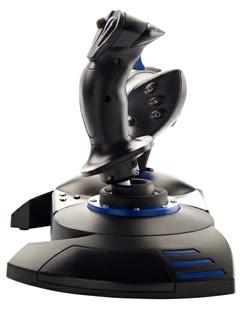 Realistic and ergonomic joystick