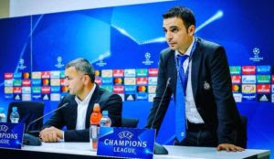 Azerbaijani soccer team press officer: 'We must kill all Armenians – children, women, the elderly'