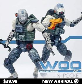 War of Order WOO In Pocket
