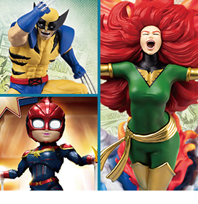 PX PREVIEWS EXCLUSIVES COLLECTIBLES