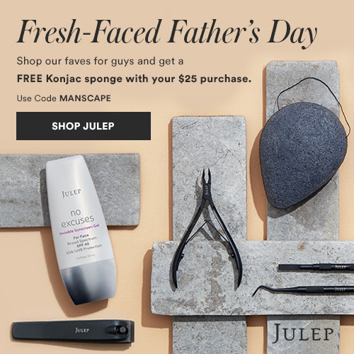 Fresh-Faced Father's Day