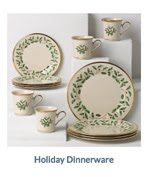Holiday Dinnerware