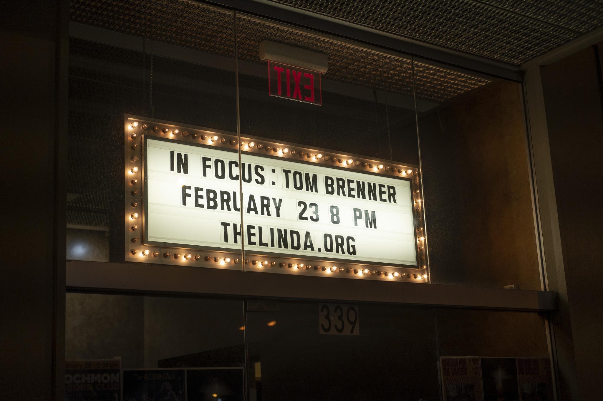 Tom Brenner