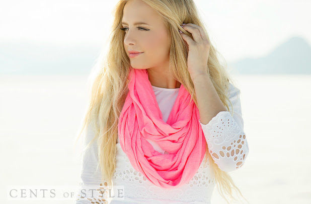 Flash Sale: Scarves ALL 50% of...