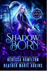 Shadow Born by Jasmine Walt and Rebecca Hamilton