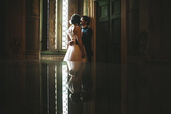 reportage sposi | Matrimonio anni 50