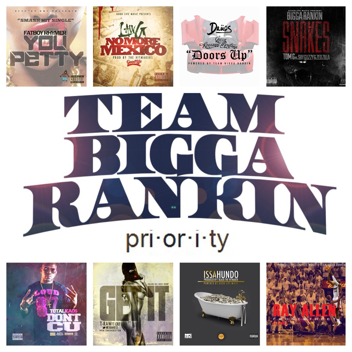 TBR Priorities