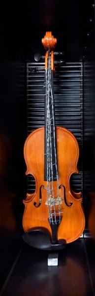 Il violino di Kounellis
