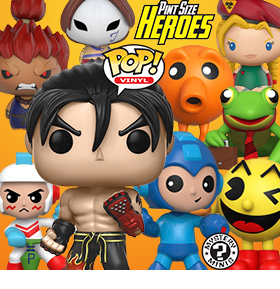 NEW FUNKO VIDEO GAME FIGURES