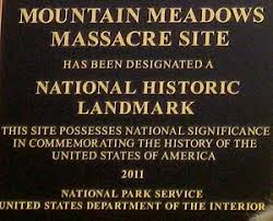 Image result for mountain meadows massacre now