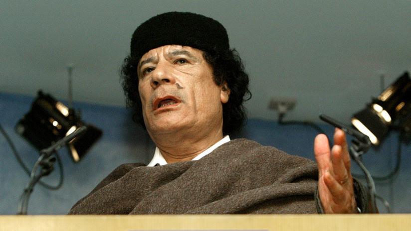 Revelan el desfalco de millones de euros en interés sobre cuentas congeladas de Gaddafi en Bélgica
