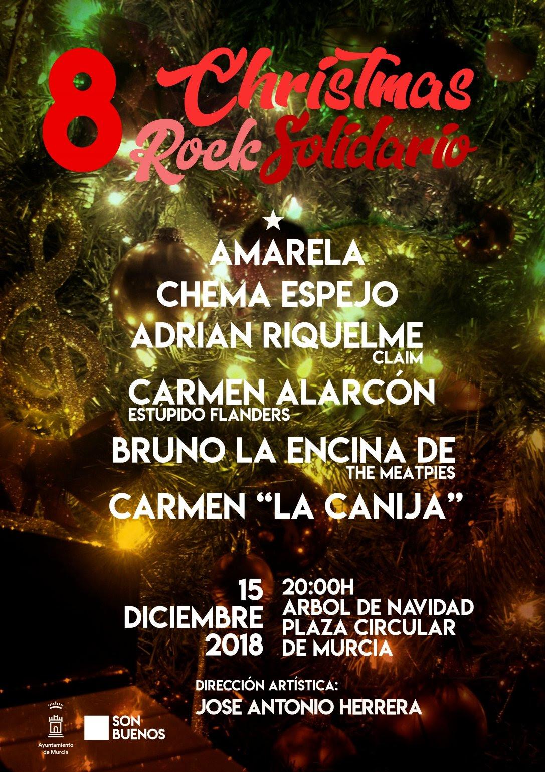 8 Christmas Rock Solidario