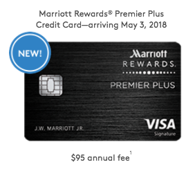 Image result for Marriott Rewards Premier Plus Card