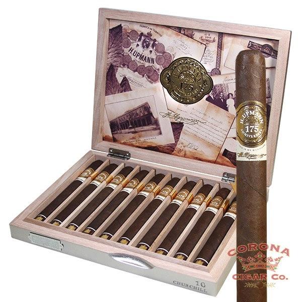 Image of H. Upmann 175th Anniversary Cigars