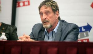 John McAfee's Mysterious Instagram Post After His Death Sparks Conspiracy Theory
