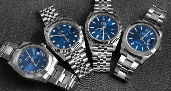 Datejust 41 Blue