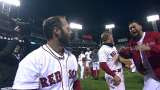 Red Sox walk off in ninth