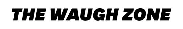 The Waugh Zone, Wednesday January 9,