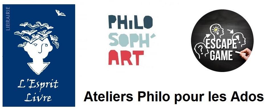 Atelier Philo pour les Ados - Escape Game