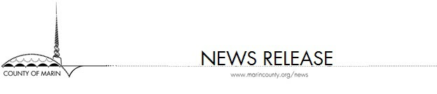 County of Marin News Release