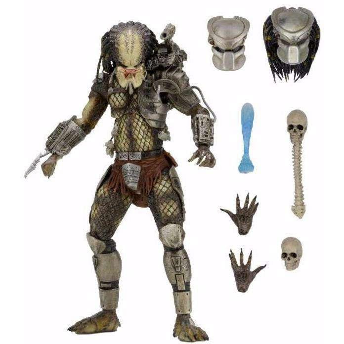 Image of Predator Ultimate Jungle Hunter Predator Figure