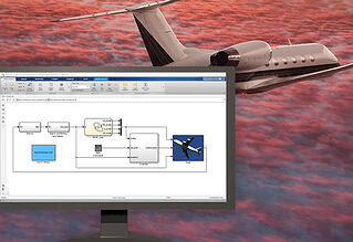 HIL and Automated Testing Applications for Aerospace