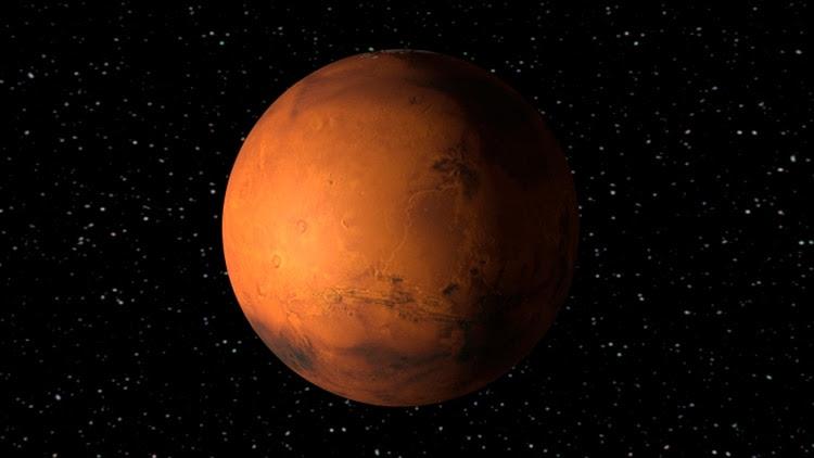 Marte es el gran objetivo de varias potencias espaciales para 2020 (NASA)