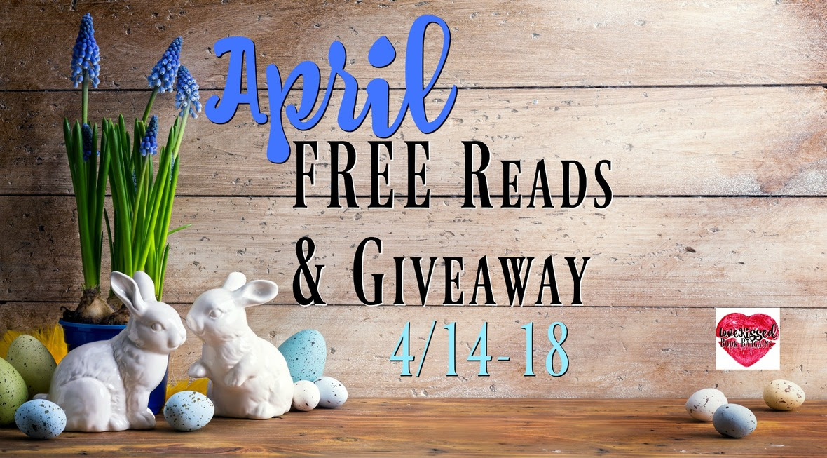April FREE Reads   Giveaway