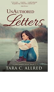 Un Authored Letters by Tara C. Allred