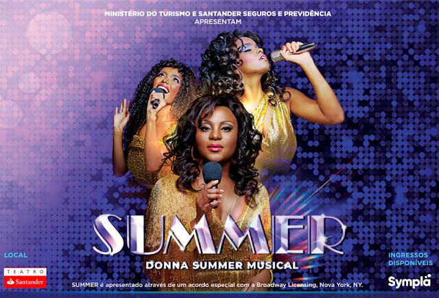 Donna Summer Musical: superprodução com direção de Miguel Falabella estará de volta em janeiro