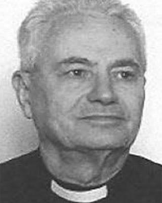 El sacerdote Aldo Omar Vara.