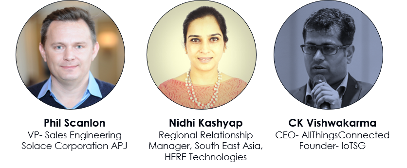FREE! Join us 26th Sept: Geo Technologies & IoT with Solace & HERE