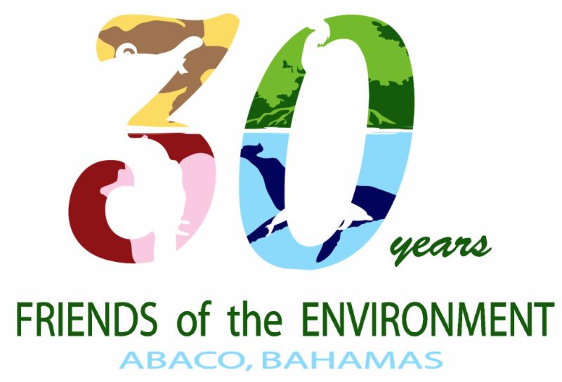 FRIENDS 30yr logo