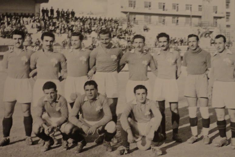 Αποτέλεσμα εικόνας για PANAUHNAIKOS  1950